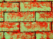 Abstract bricks Stock Photos
