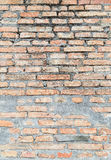 Abstract bricks wall background old  stucco color light gray dir Stock Photography