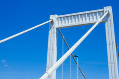 Abstract bridge detail Royalty Free Stock Photography