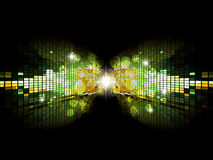 Abstract bright background. royalty free stock images