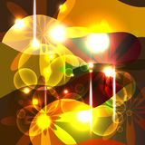 Abstract bright background Stock Photos