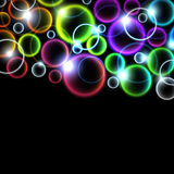 Abstract bright background. Royalty Free Stock Photos