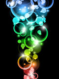 Abstract bright background Royalty Free Stock Images