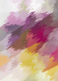 Abstract bright background with brush strokes texture Stock Photography