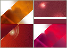 Abstract bright background. Stock Photos