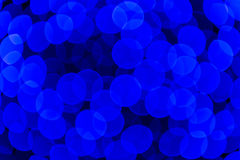Abstract bright background of luminous LED lamps Stock Photo
