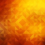 Abstract bright background with triangles. Modern Stock Image