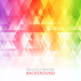 Abstract bright background. Vector illustration Stock Photos
