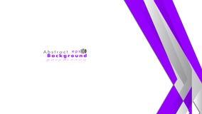 1121_line_purple-blue stock illustration