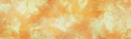Abstract bright banner background with artistic paint design stock photo