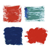 Abstract bright blot for your message Royalty Free Stock Images