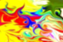 Abstract bright blurred colorful background, vivid colors Stock Image
