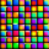 Abstract bright colorful background Stock Photography