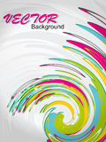 Abstract bright colorful background. A abstract bright colorful background Royalty Free Illustration