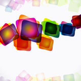 Abstract bright colorful background. Royalty Free Stock Image
