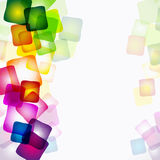 Abstract bright colorful background. Illustration for your design Stock Illustration