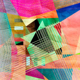 Abstract bright colorful background Royalty Free Stock Image