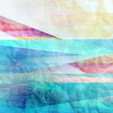 Abstract bright colorful background Stock Image