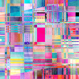 Abstract bright colorful background Royalty Free Stock Photo