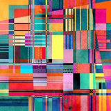 Abstract bright colorful background Royalty Free Stock Images