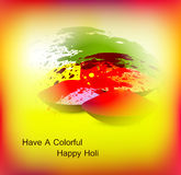 Abstract bright colorful holi card festival backgr Royalty Free Stock Photo