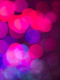 Abstract bright colorful lights Stock Image