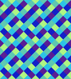 Abstract bright colorful seamless pattern. Vector. Abstract geometric seamless colorful pattern. Vector illustration Royalty Free Stock Photography