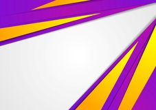 Abstract bright corporate background Royalty Free Stock Photos