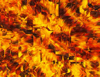 Abstract Bright Fire Burst Backgrounds with techno transparent g Royalty Free Stock Image