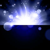 Abstract bright Galaxy background Stock Photos