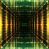 Abstract bright grid background Stock Images
