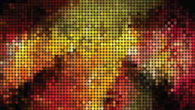Abstract bright mosaic background Stock Photography