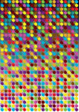 Abstract bright mosaic tiles background Stock Photos