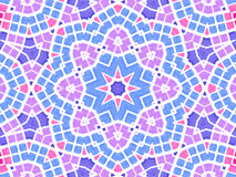 Abstract bright pattern Stock Image
