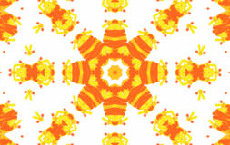 Abstract bright pattern Royalty Free Stock Photos