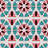 Abstract bright pattern Royalty Free Stock Photography