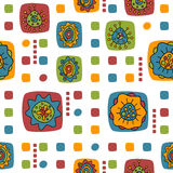 Abstract bright pattern Royalty Free Stock Image