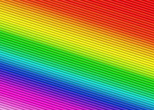 Abstract bright rainbow background Stock Photography