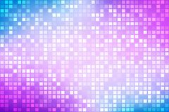 Abstract bright rainbow purple blue gradient. With transparent squares, mosaic look, simple modern satin texture, vector background vector illustration