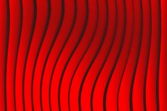 Abstract bright red background. Vector illustration. Background Stock Image