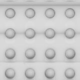 Abstract bright seamless background bitmap. Balls. On a gray background stock illustration