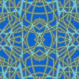 Abstract bright seamless pattern Stock Images
