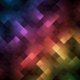 Abstract bright spectrum wallpaper. illustration Royalty Free Stock Image