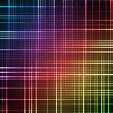 Abstract bright spectrum wallpaper.  Royalty Free Stock Image