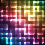 Abstract bright spectrum wallpaper. illustration Stock Photo