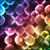 Abstract bright spectrum wallpaper.  Royalty Free Stock Photos