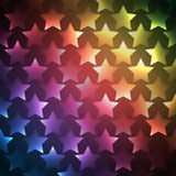 Abstract bright spectrum wallpaper.  Stock Photography