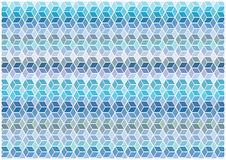 Abstract bright squares background Stock Photography