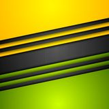 Abstract bright tech corporate background Royalty Free Stock Images