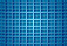 Abstract bright technical squares grid Royalty Free Stock Photography